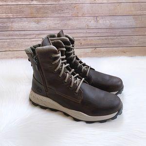 Timberland Men's Brooklyn Side-Zip Sneaker Boots